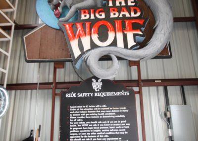 Artifacts BBW signage