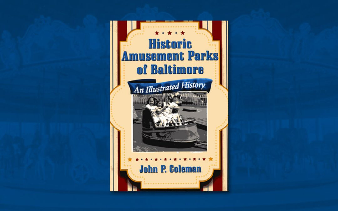 A Book Review Of Historic Parks of Baltimore