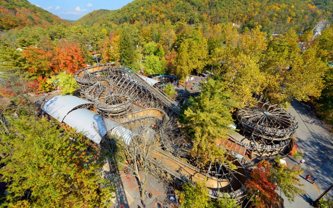 Knoebels' Flying Turns Opens And Brings Joy To First Riders