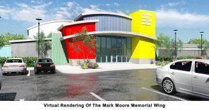 Mark Moore Memorial Wing